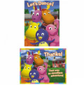 Backyardigans Birthday Invitations w Thank You Notes