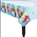 High School Musical Plastic Tablecover Table Cover - Blue