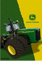 John Deere Plastic Loot Bags Favor Sacks Gift Pack of 8