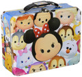 Tsum Tsum Metal Square Tin Box - With Friends