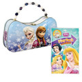 Frozen Carry All Tin Scoop Purse with Play Pack