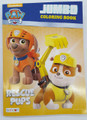 Paw Patrol 96P Jumbo Coloring  Book - Rescue Pups