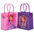 Sofia the First Party Favor Goodie Medium Gift Bags 12