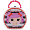 Lalaloopsy Round Tin Carry All Hatbox - Peanut Big Top