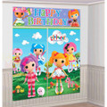 LaLaLoopsy Giant Scene Setter Wall Decorating Kit