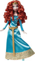 "Princess Merida Brave 11"" Plastic Figure Doll Mattel"
