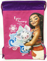 Moana Pink Cloth DrawString Bag - Epic Journeys