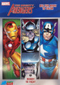 Marvel the Mighty Avengers Coloring Book Ironman, Captain America, Thor