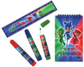 PJ Masks 5 Piece Stationery Set Favor
