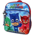 "PJ Masks 14 Inch  ""It's Time To Be A Hero"" Backpack"