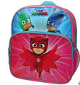 PJ Masks Save The Day 14 inch Backpack - Pink
