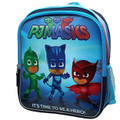 PJ Masks Superheros 14 inch Backpack - Navy Blue