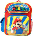 "Super Mario 12"" Small Toddler  Backpack"