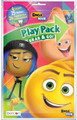6X Emoji Movie Grab and Go Play Pack Party Favors (6 Packs)