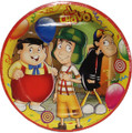 El Chavo del 8 Large Round Lunch Dinner Plates