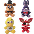 Five Nights at Freddy's 12 Inch Large Plush 4 Pcs Set