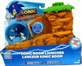 Sonic Boom Launcher With Figure
