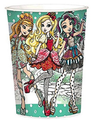 12X Ever After High Plastic 16 Ounce Reusable Keepsake Favor Cup ( 12 Cups )