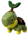 "Pokemon 1.5"" Plastic Toy Action Figure Collectible Limited Edition - Turtwig"
