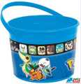 Pokemon Blue Favor Container - Squares
