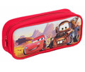 Cars Cloth Pencil Case Pencil Box - Red