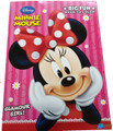 Minnie Mouse Jumbo 96 pg. Coloring and Activity Book - Glamour Girl