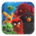 Angry Birds Movie 7 Inch Small Dessert Plates