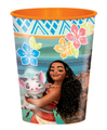 12X Moana Plastic Cups Pack of 12
