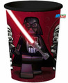 LEGO Star Wars 16 Ounce Favor Souviner Plastic Cup