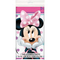 Minnie Mouse Plastic Table Cover