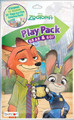 Zootopia Grab and Go Play Pack Party Favors ( 12 Packs )