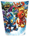 12X Skylanders Plastic 16 Ounce Reusable Keepsake Favor Cup ( 12 Cups )