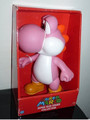 "Mario Brothers 9"" Vinyl Action Figure - Pink Yoshi"