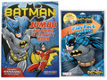 Batman The Dynamic Duo Book And Party Toyz
