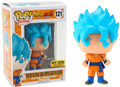 Funko Pop! Animation Dragonball Z Super Saiyan God Goku Vinyl Figure #121