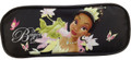 Princess and the Frog Tiana Pencil Case Bag Coloring Box - Black