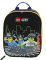 LEGO City Vertical Cloth Lunch Box - Police and Robbers