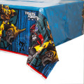 Transformers Prime Bumblebee Plastic Tablecover Table Cover