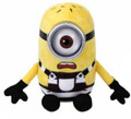 "Despicable Me 3 Carl TY Beanie Baby 8"" Inch Plush"
