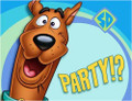 "Scooby-Doo Pack of 8 Invitations - ""Party?"""