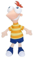 Phineas 8 Inch Plastic Toy Gabble Head