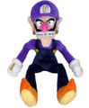 "Super Mario Brothers Waluigi 11"" Plush Toy Stuffed Animal"
