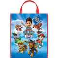 12X Paw Patrol Party Gift Favor Tote Bag (12 Bags)