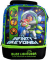 Toy Story 3D Buzz Woody Jessie Cloth Insulated Lunch Box Bag