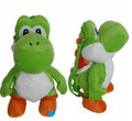 "Mario Bros 18"" Plush Backpack Toy Stuffed Animal - Yoshi"