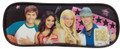 High School Musical Pencil Case Stationery Bag Coloring Box - Black