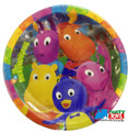 Backyardigans 9 Inch Large Dinner Party Plates