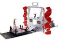 WWE Micro Aggression Crash and Bash 2-in-1 Battle Arena