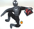 Spider-man 3- Black Uniform 15 Inch Plush