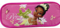 Princess and the Frog Tiana Pencil Case Bag Coloring Box - Pink